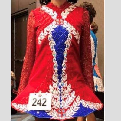 Dress X31554